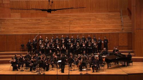 SONNE, MOND UND STERNE Uraufführung: Beethovensaal, Liederhalle Stuttgart 20.Juli 2011